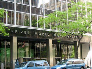 New York City Pfizer World Headquarters / Image: Norbert Nagel