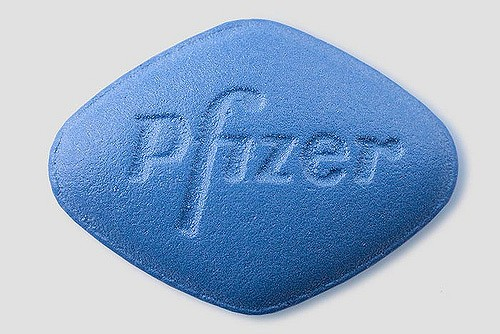 Pfizer Viagra pill / Image: Flickr, Waleed Alzuhair