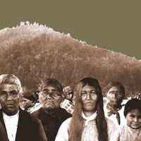 Images of Cherokees, a tribe ethnically cleansed in the 1830s, from the North Carolina Trail of Tears Association