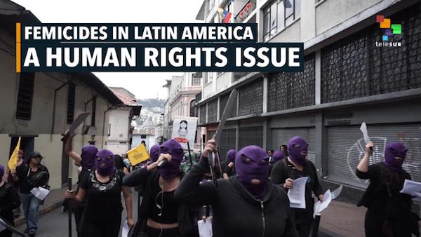 | Mexicos First Seduction School Rape Culture and Femicides | Analysis | teleSUR English | MR Online