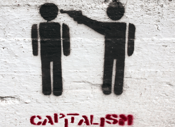 | The end of Jobs is Near and Capitalism as we Know It is Over photo Hacked | MR Online
