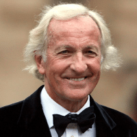 Award-winning documentary maker John Pilger.