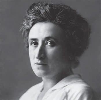 Rosa Luxemburg (Image Credit: Biografías y Vidas)