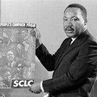 MLK Poor Peoples Campaign Poster 1968