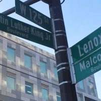 MLK Blvd and Malcom X Blvd