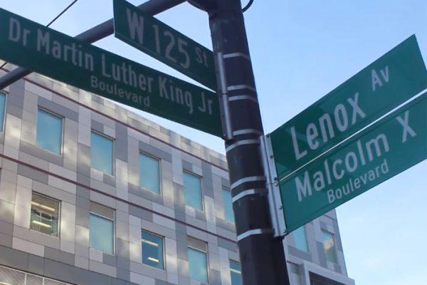 MLK Blvd and Malcom X Blvd