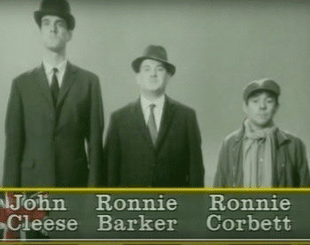 Golden Years Of British Comedy: The Swinging Sixties