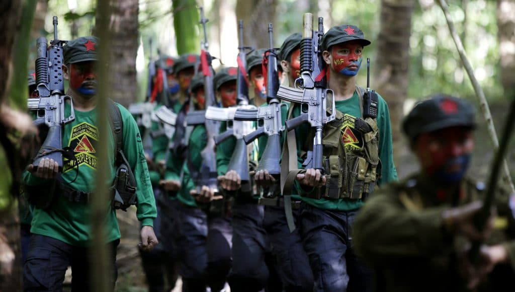 Philippines Communist Rebels