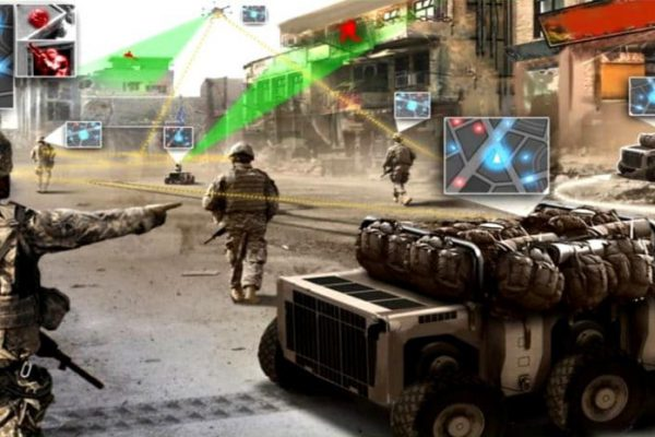 Top Photo | A graphic from the U.S. Army's official Robotic and Autonomous Systems (RAS) strategy.
