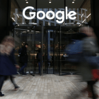 Google's offices in London