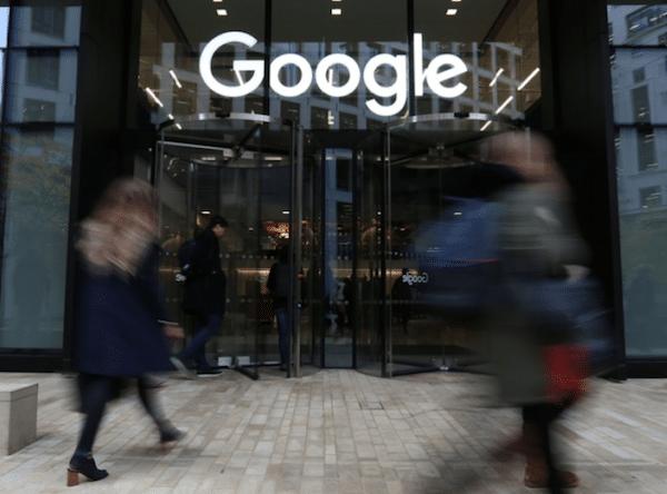 | Googles offices in London | MR Online