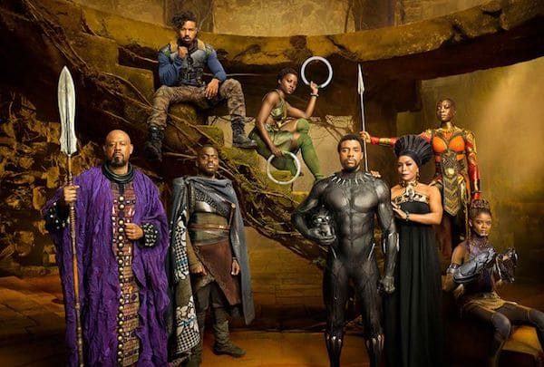 "Image result for ""Black Panther"" finds no rival in its third week in the US"