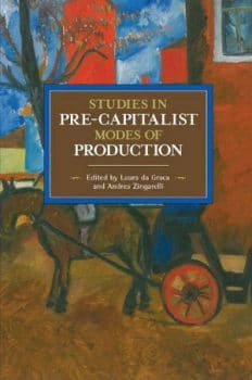 Studies in Pre-Capitalist Modes of Production