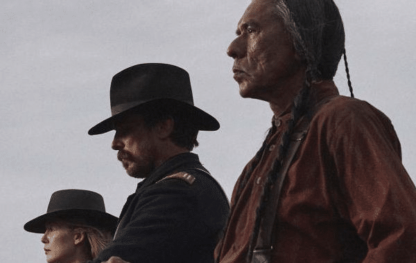 """""""Hostiles,"""" the new film directed by Scott Cooper."""