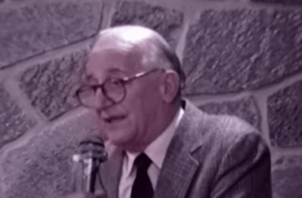 Ed Herman (Photo Credit: YouTube Screengrab)