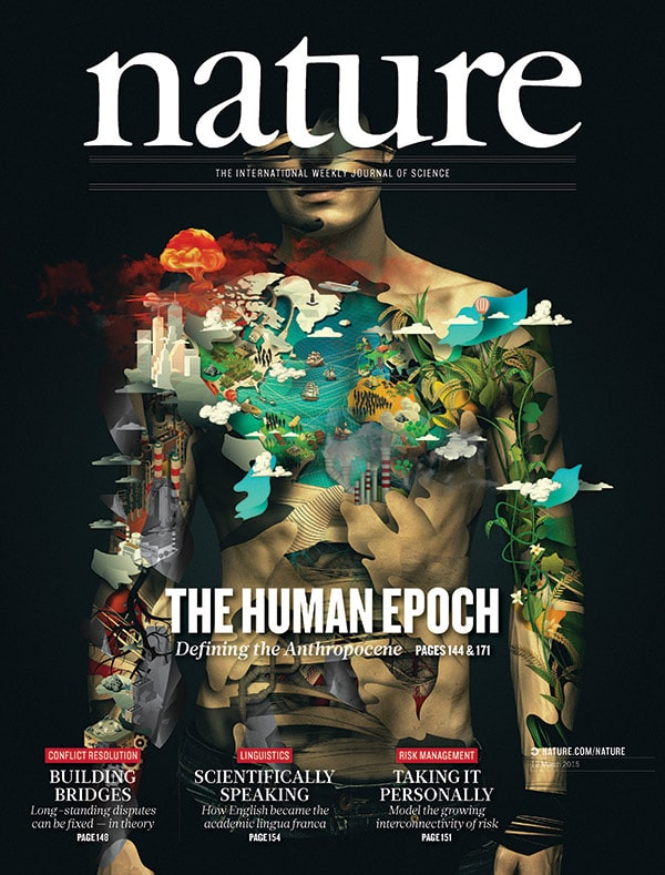 Nature Journal Cover Letter