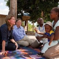 Bill and Malinda Gates Foundation