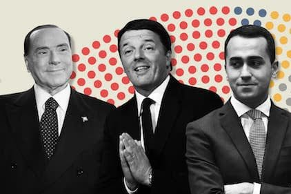 Italian election potentials/