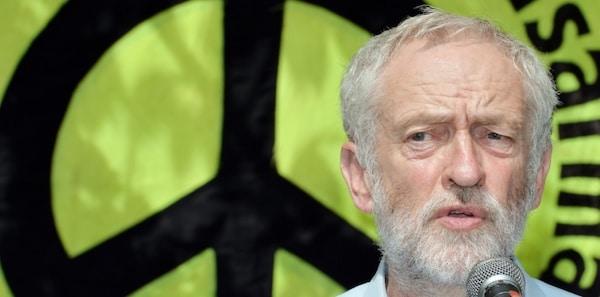 Jeremy Corbyn peace