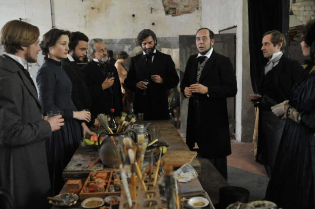 Scene from The Young Karl Marx