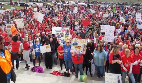 Teachers strikes