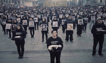 Animal rights rally in Spain
