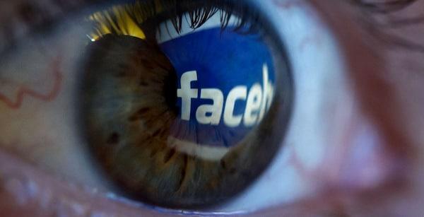 Facebook data security.