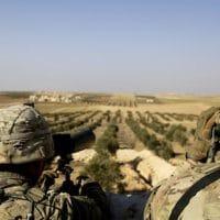 Syria U.S. General