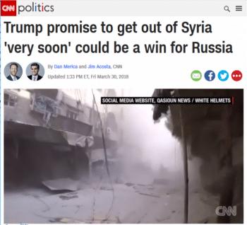 CNN Syria Russia