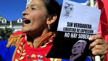 Ecuador WikiLeaks