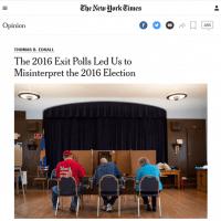 NYT Exit Polls