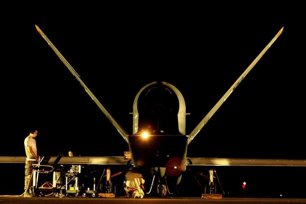   Northrop Grumman RQ4 Global Hawk unmanned UAV   MR Online