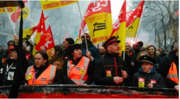 | March 22 protest in Paris over cuts labour rights and privatisation | MR Online