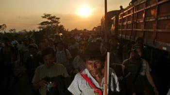 APTOPIX Bolivia Crisis