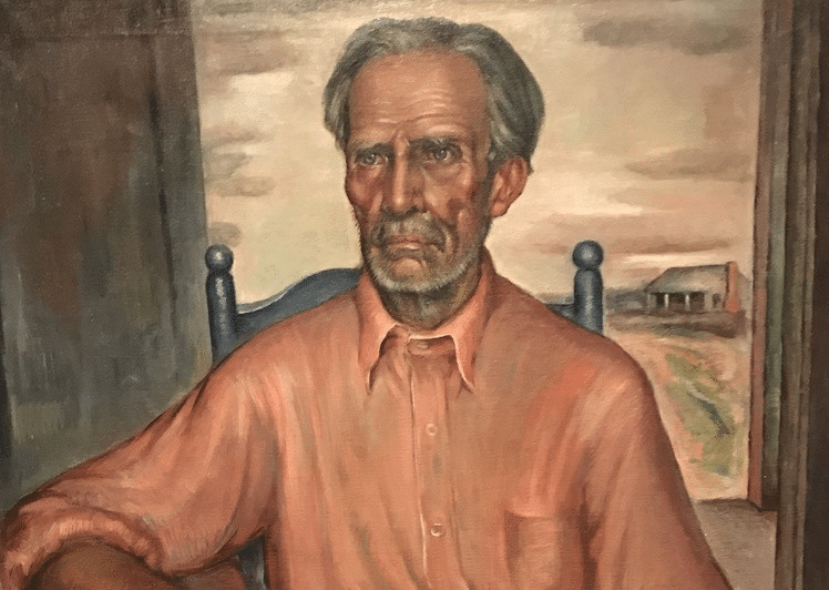 | Tenant Farmer 1935 by Marie Atkinson Hull 18901980 at New Orleans wonderful Ogden Museum of Southern Art It is important in going forward to recognize that our political roots in part involve inadequate confrontation of agrarian injustice which still goes on today | MR Online