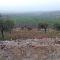 | Trench on the northern border of Afrin | MR Online