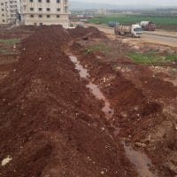 | Trenches on the borders of Afrin | MR Online