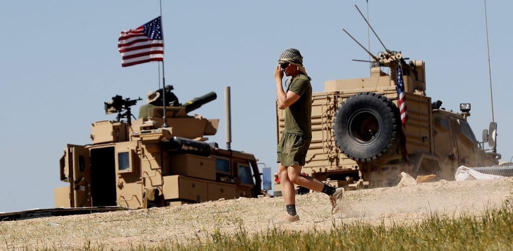 Syria U.S.