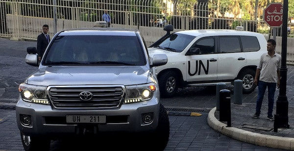 Syria UN