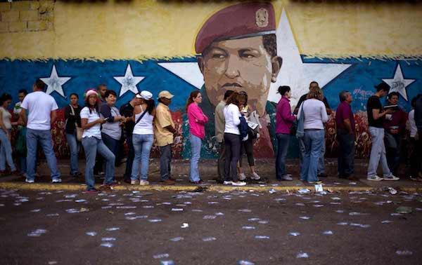APTOPIX Venezuela Elections