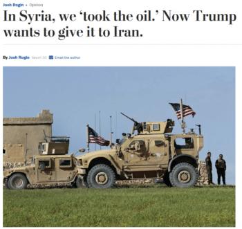 WaPo Syria Oil