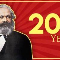 Karl Marx - 200 Years
