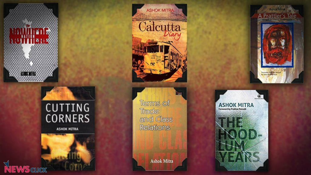   Books by Ashok Mitra   MR Online