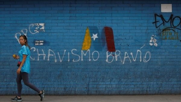 If there was something Hugo Chavez longed to build in Venezuela, it was a transition to 21st century socialism. | Photo: Reuters