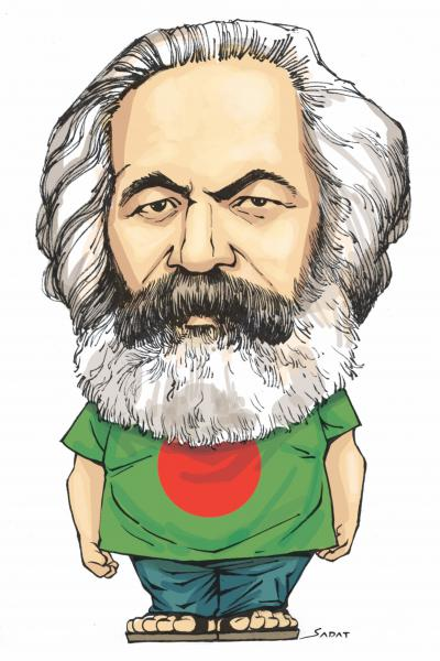 Current day Marx