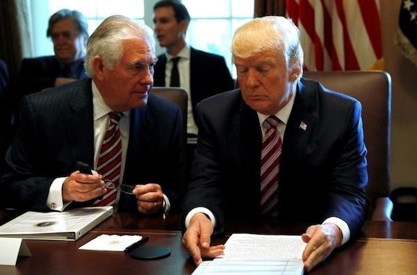 Donald Trump (Image Courtesy: The Wire)
