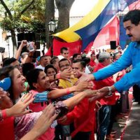 Nicolás Maduro has always remained close to his people, both in moments of celebration and in more difficult times. Photo: AVN