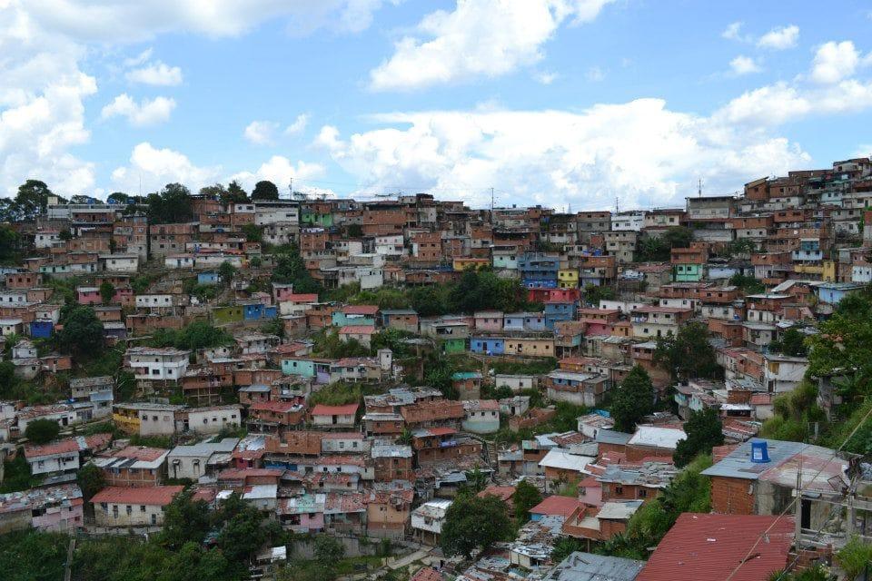  The hillside barrios surrounding Caracas have a long tradition of popular organisation Photo Ryan MallettOuttrimVenezuelanalysis   MR Online