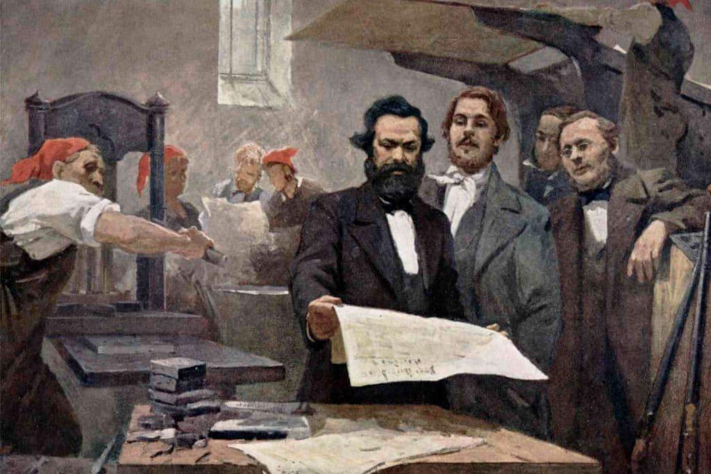 | Marx and Engels at the Neue Rheinische Zeitung | MR Online