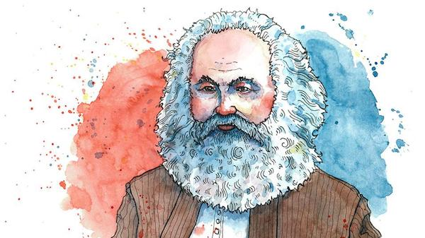 Karl Marx: Forgotten Man in Russia